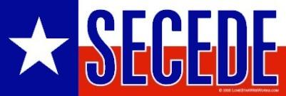 Secesión en el estado de Texas (USA)