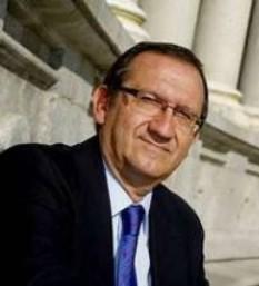 Carlos Cruzado, presidente del sindicato GESTHA