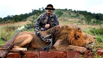 Caza de leones