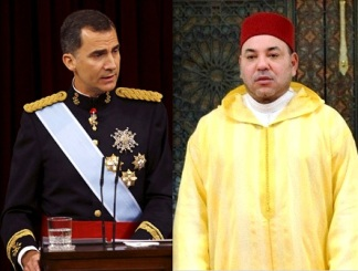 Felipe y Mohamed (VI)