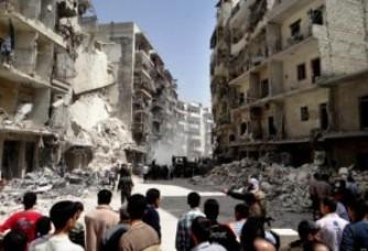 Ayer Irak; hoy Siria... ¿mañana?