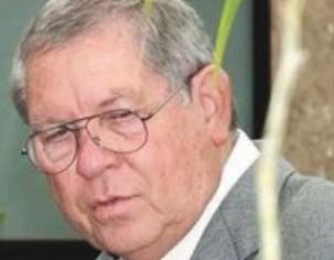 El senador Enrique Bolín (PP)