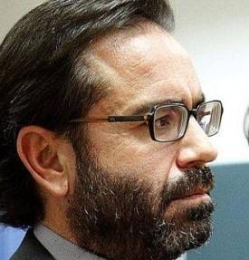 Pedro Farré, ahora con barba