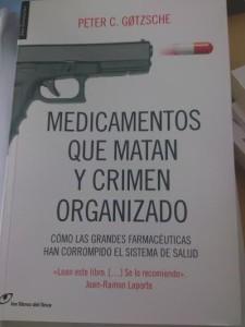 Medicamentos que matan y crimen organizado
