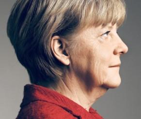 Angela Merkel. Foto propiedad del diario alemán  Die Welt am Sonntag.