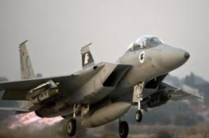 Avion israeli