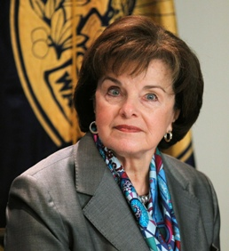 Ssenadora demócrata Dianne Feinstein