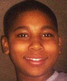 Tamir Rice, muerto por un policía mientras jugaba