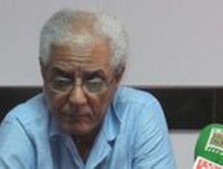 Hamdi Mansour, delegado en Canarias del Frente Polisario