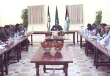 Consejo de Ministros de la RASD