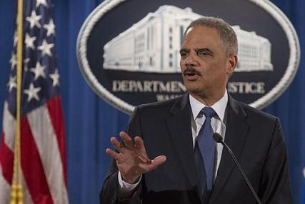 Fiscal General, Eric Holder