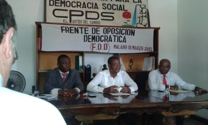 Frente de Oposición Democrática