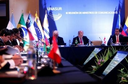 UNASUR. Foto de ARGNOTICIAS