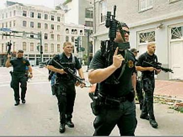 Ejército secreto para reprimir revueltas sociales en  el Golfo Pérsico y Norte de África
