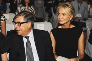 Bob Colacello y Corinna