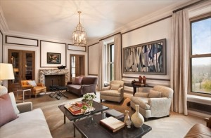 Suite del Hotel Plaza de Nueva York donde se alojó el periodista Paco García Diego: 10.000 euros costó el regalo de la mafia Gürtel