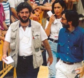 Miguel Ángel Rodríguez y Paco García Diego, que cobró de la mafia Gürtel