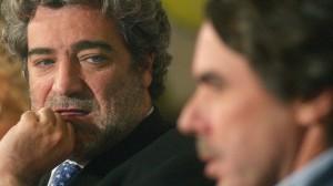 Miguel Ángel Rodríguez y Aznar: uno a la luz, otro en la sombra