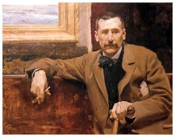 Don Benito Pérez Galdós