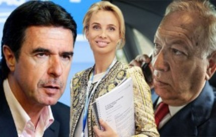 Corinna mediaba entre Soria y Margallo: ¿donde estaba Rajoy?