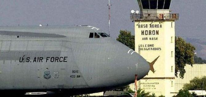 Base militar de Estados Unidos en Morón de la Frontera E