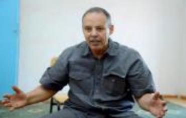 Emhamed Jadad, coordinador saharaui con la Misión de las Naciones Unidas para el Referéndum del Sáhara Occidental (MINURSO)