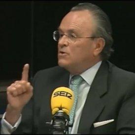 Antonio Hernández Mancja entrevistado en la SER por Pepa Bueno