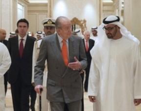 Jose Manuel Soria comprobó que su labor había sido puenteada por el rey ante el silencio de Rajoy