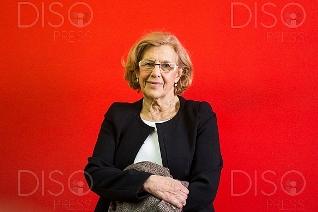 Manuela Carmena. Foto DISO Press.