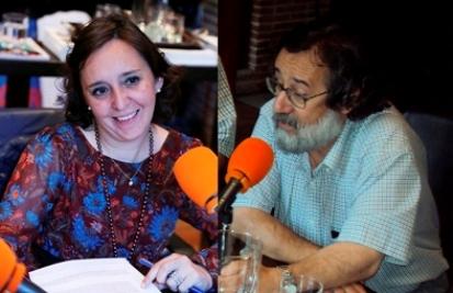 Pilar Esquinas y Jesús López