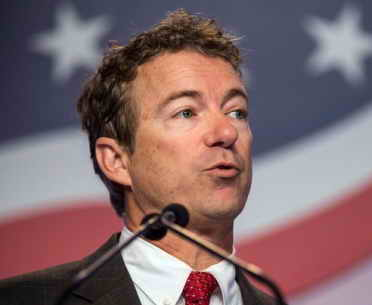 Senador republicano, Rand Paul