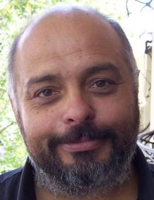 El autor, Gerardo Honty
