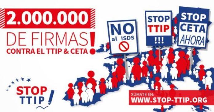 No al TTIP