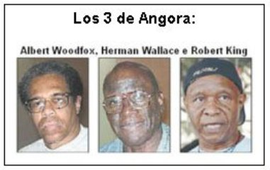 Los tres de Angola
