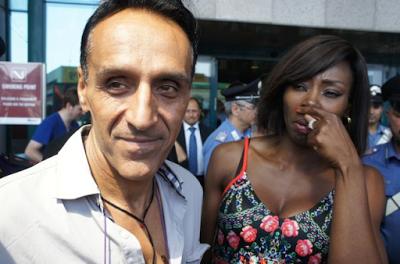 Roberto Berardi, empresario italiano, critica con dureza la dictadura de Obiang Nguema.