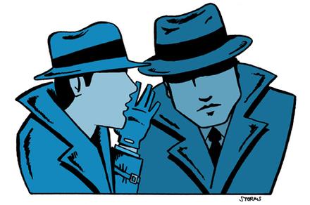 Nosotros, los espías