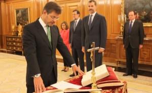 El Ministro de Justicia Rafael Catalá, o desconoce la legalidad vigente o miente
