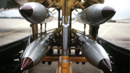 Bombas nucleares estadounidenses