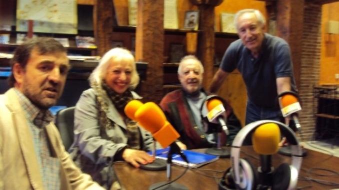 Aniceto Setién, Sully Fuentes, José Manuel González Torga y Eugenio Pordomingo