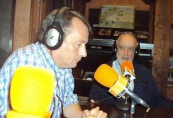 Rafael Díaz y José Manuel González Torga