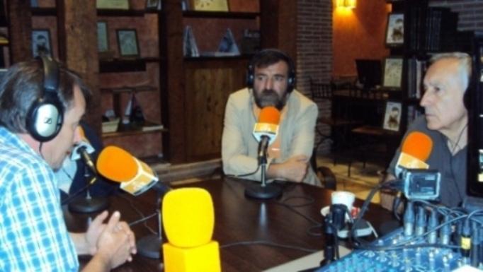 Rafael Díaz, Aniceto Setién y Eugenio Pordomingo