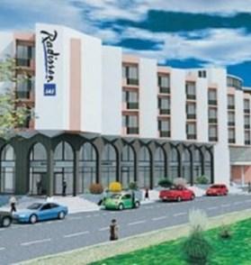 Hotel Radisson en Bamako