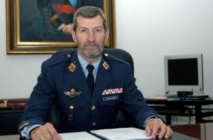 Julio Rodríguez, ex JEMAD
