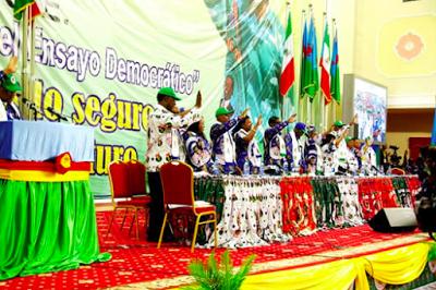 III Congreso Nacional del PDGE.