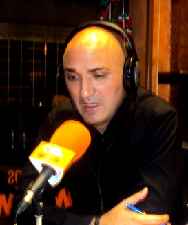 Serafín Giraldo Pérez, Portavoz del sindicato Unión Federal de Policía