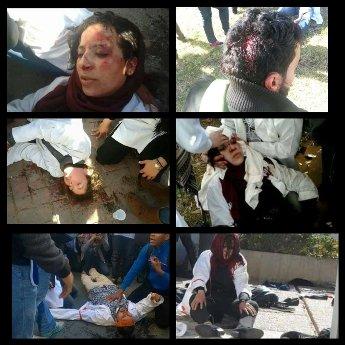 Marruecos: violencia policial.