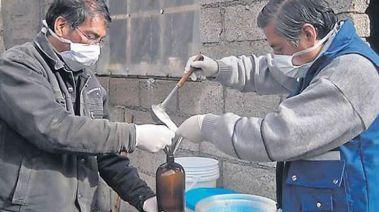 Agua contaminada de Flint (Michigan). Foto: Cronicaviva.