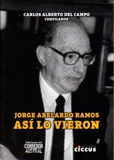 Carlos A. Ramos