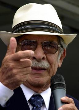Dictador Efraín Ríos Montt