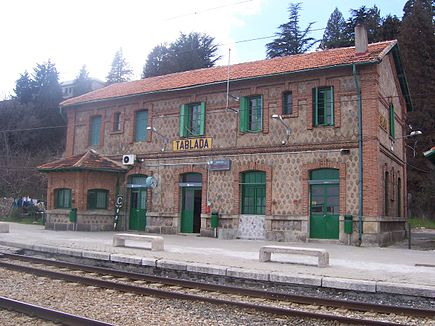 Estación de RENFE la Tablada